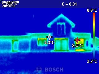 Badanie termowizyjne 2